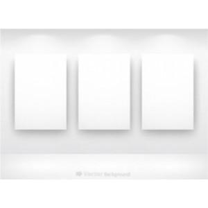 24 x 10 Triptych (Three 8x10s) Premium