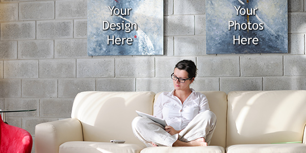 Simplify the process and design a canvas print that comes ready to hang and is delivered to your door! Buy canvas prints you made online. & Design Your Own Canvas Online - Add Photos Text Colors u0026 More