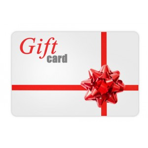 Canvas Gift Card